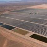 В Марокко появилась новая солнечная электростанция