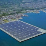 В Японии построена крупнейшая в мире плавучая солнечная электростанция