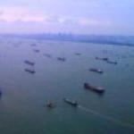 """Порт Роттердама буквально """"осадили"""" танкеры с нефтью"""