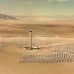 В Неваде появилась круглосуточная солнечная электростанция