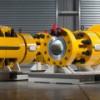 """Британская Subsea построила самые """"суровые"""" коннекторы газопроводов"""