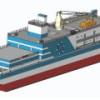 Китай все же начинает строить первую в стране плавучую АЭС