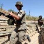 Военные действия в Нагорном Карабахе продолжаются