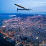Самолет на солнечных батареях Solar Impulse 2 преодолел Тихий океан