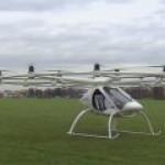 В Германии прошло успешное испытание автомобиля-самолета (видео)