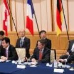 Страны G7 будут инвестировать в нефтегаз, сокращать выбросы и помогать Украине