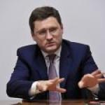 Новак: Мир будет опираться на нефть еще два десятилетия
