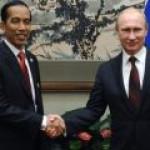 """Путин подтвердил индонезийские планы """"Роснефти"""""""