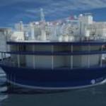Sevan Marine создаст круглый FLNG для Арктики