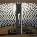 """Первая в мире солнечная станция """"24/7"""" запущена в Неваде"""