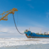 """""""Газпром нефть"""" получила кредит от Сбербанка на постройку ледоколов"""