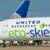 Американская авиакомпания United Airlines начала применять биотопливо