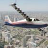 """Ученые НАСА разработали """"электрический"""" самолет"""