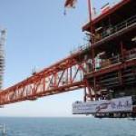 Иран начал экспорт нефти с месторождения Южный Парс