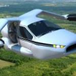 Аэромобили – это не такое уж и далекое будущее
