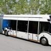 В Москве запустили на линию первый электробус