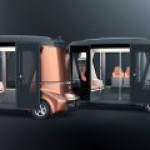 Что такое Matrёshka? Российский беспилотный электробус