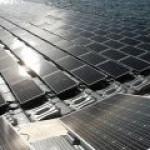 Плавучие солнечные электростанции спасут озера от высыхания