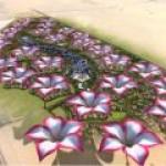 """В пустыне эмирата Дубай построят """"солнечный город"""""""