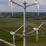 В Дании изобрели мультироторную ветряную турбину