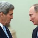 Путин и Керри решили усилить борьбу с мировым терроризмом