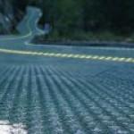 В США появится дорога из солнечного «кирпича»