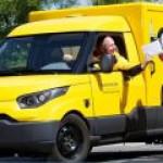 Компания Deutsche Post готовится выпустить новый электрофургон