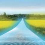 """Во Франции появится """"солнечное"""" дорожное покрытие"""