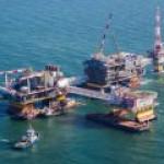 Путин дает старт добыче нефти на крупнейшем каспийском промысле