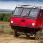 """Первый в мире грузовик-""""сделай сам"""" решит транспортные проблемы Африки"""