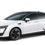 Батарейный электромобиль никак не догонит водородного собрата