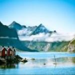 Норвегия разрешит нефтяникам разведывать углеводороды вблизи Лофотенских островов