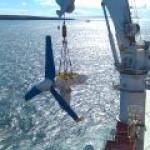 Началась установка крупнейшей в мире приливной электростанции MeyGen