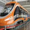 Первый в мире водородный трамвай создан в Китае