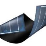 Тонкопленочную солнечную панель можно прилепить куда угодно