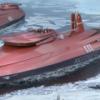 Рогозин обещал сверхмощный ледокол для проводки газовозов в Арктике