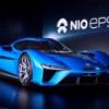 Китайский EV-суперкар Nio EP9 назван самым быстрым в мире