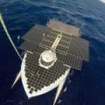 В КНДР начали работать три парома на солнечных батареях