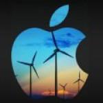 Apple собирается вложиться в развитие ветровой энергетики в Китае