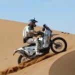 Первый российский электроцикл станет участником ралли-рейда по Сахаре
