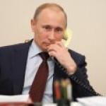Путин и Мадуро обсудили перспективы рынка нефти