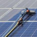 Создан революционный состав для очистки солнечных панелей