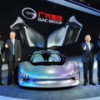 Китай выпускает EV-суперкары, как горячие пирожки