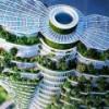 В Тайбэе строится инновационная эко-высотка