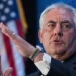 Госдепартамент США подтвердил, что в апреле Россию посетит Тиллерсон