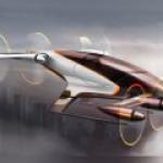 AP узнало, как будет выглядеть аэромобиль в исполнении Airbus