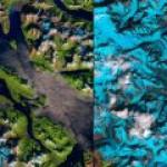 NASA наглядно показало, как глобальное потепление изменило планету
