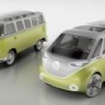Хиппи-мобиль VW получил второе рождение – электрическое