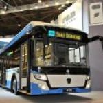 В Москве начались испытания российского электробуса
