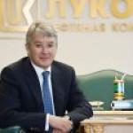 Вице-президент по нефтегазодобыче ЛУКОЙЛа Шамсуаров купил акций компании почти на 16 млн рублей